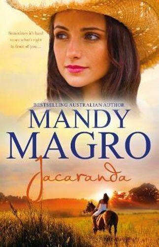 NEW Jacaranda By Mandy Magro Paperback Free Shipping