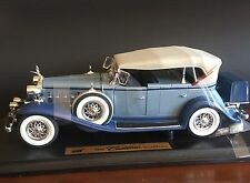 Die cast 1/18 Cars Cadillac 1932 Sport Phantom Collectors