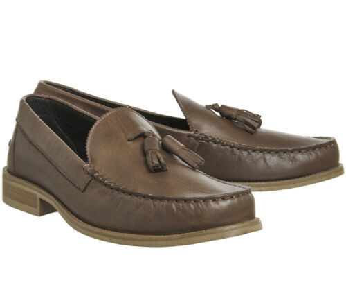 Slip Loafers 12 Leather Uk Size a The Missus Chiedi On Farewell Tassel Mens Tq6w4nH