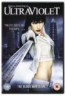 UltraViolet 2006 Milla Jovovich DVD UK Action Sci-fi Movie Region 2