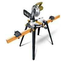 Rockwell Rk7136.1 Shop Series Miter Saw With Leg Stands Die Cast Aluminum Base on sale