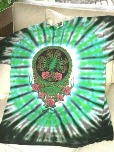 Vintage Grateful Dead Tie Dye T Shirt-size XL