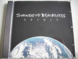 Sounds-of-Blackness-Spirit-US-Import-CD-New-5501