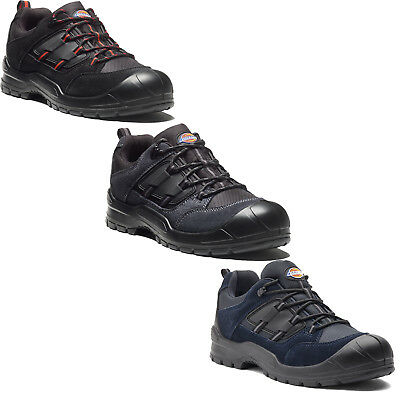 Unisex Full Composite Non-Metal Safety Toe Cap Trainers Size 4 to 14 UK Leather