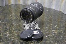 Quantaray Sigma Sony Minolta AF 100-300mm 4.5-6.7 LDO Zoom Lens FREE SHIPPING