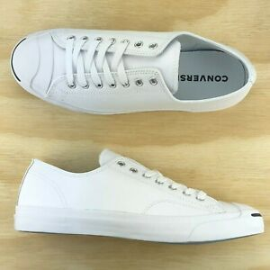 Converse-Jack-Purcell-Ox-Vintage-White-Leather-Low-Top-Casual-Shoes-1S961-Size
