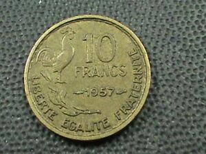 Francia-10-Francos-1957-Maxima-en-Ee-uu
