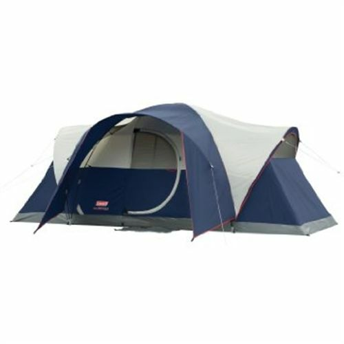 Coleman  Elite Montana 8 Person Tent with Hinged Door  take up to 70% off