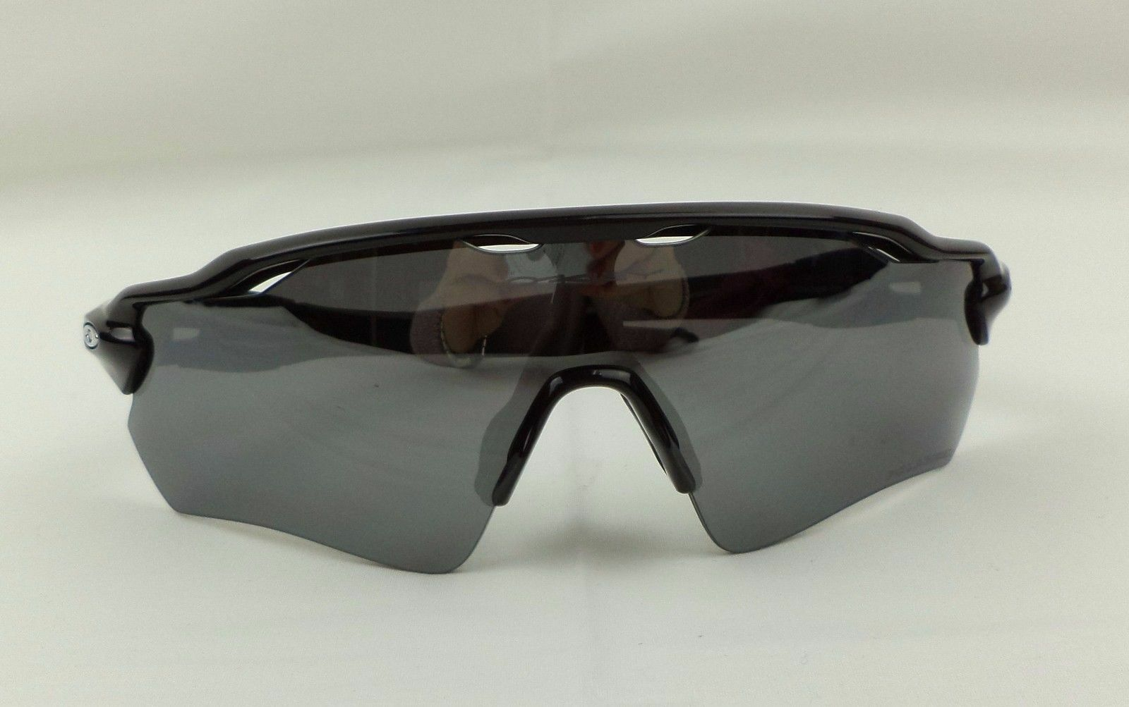 57ffe1cd4eb Oakley Radar EV Path Sunglasses Black  black Iridium Polarized Lens ...