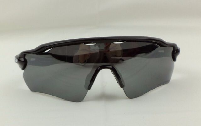 0a41863b74 Oakley Radar EV Path Sunglasses Black  black Iridium Polarized Lens ...