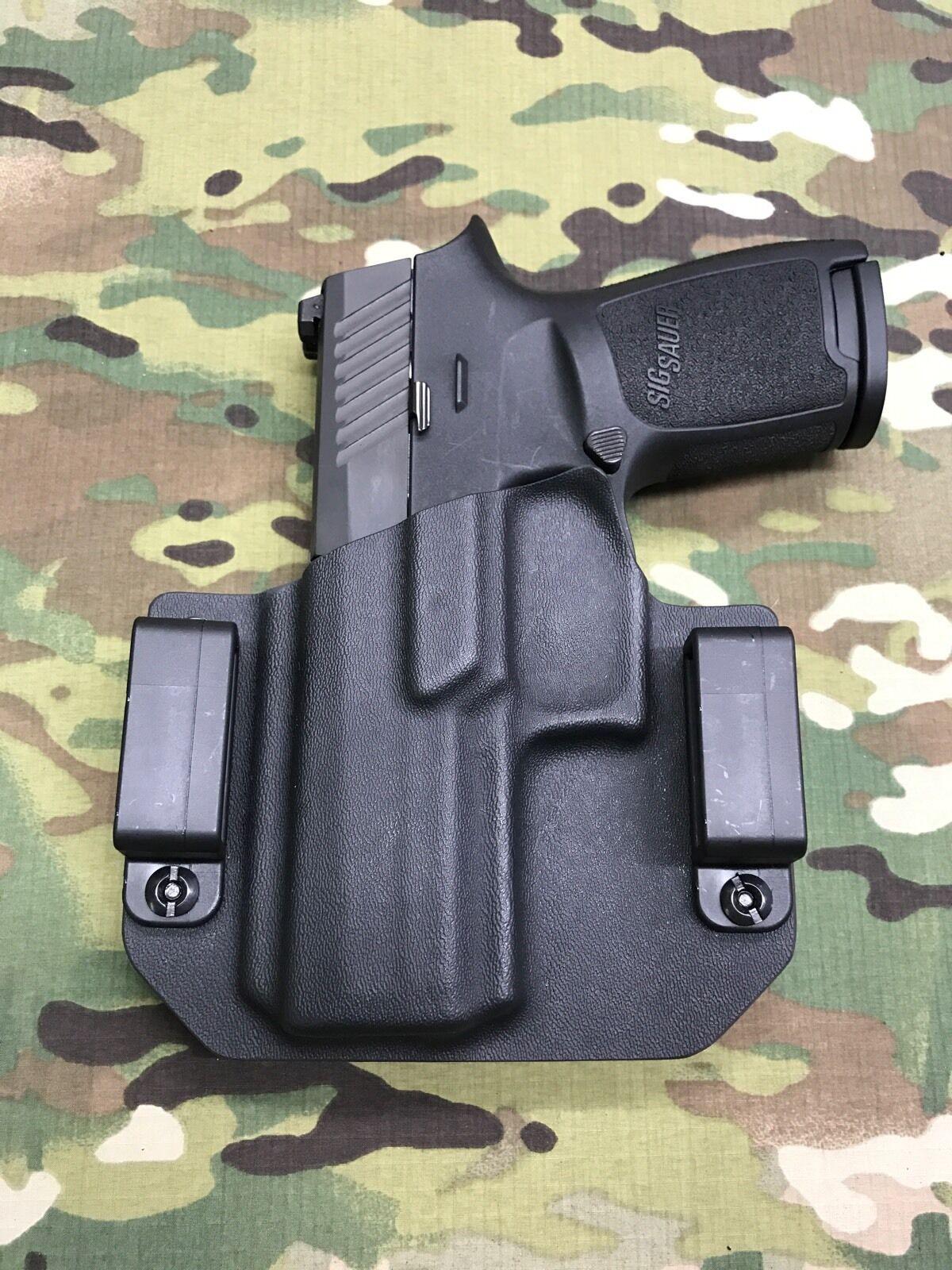 Armor grau Kydex Carbon Fiber Kydex grau Holster Sig P250 Compact e7ea48