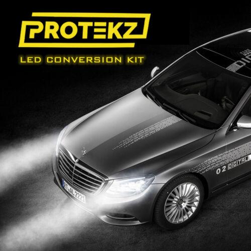 LED Light Kit Protekz Bulb 9004 H3 H11 9006 H4 9005 for 1992-2016 Toyota Corolla