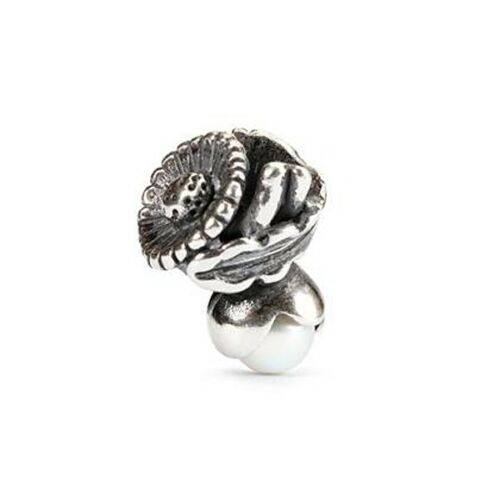 AUTHENTIC TROLLBEAD  DAISY OF APRIL TAGBE-00030 MARGHERITA D/'APRILE