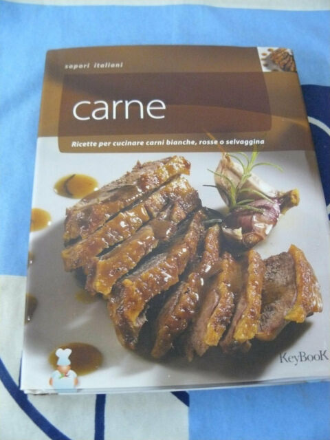 Carne sapori italiani ricette per cucinare KeyBook
