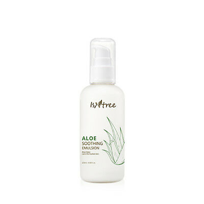 [Isntree] Aloe Soothing Emulsion 120ml