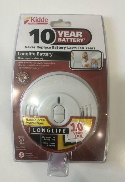 Kidde Lithium Battery Power Smoke Alarm I9010 For Sale Online Ebay