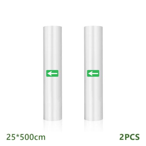 Vacuum Sealer Bag Roll BPA Free Strong Food Saver Storage Bag Long Maintenance