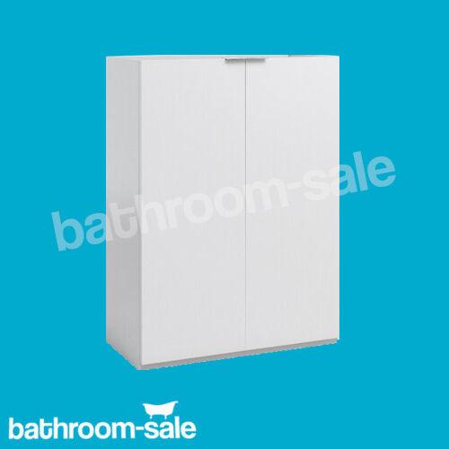 MonForfait Arctique Blanc Brillant 600 salle de bains Unité De Base Armoire de stockageRRP £ 159