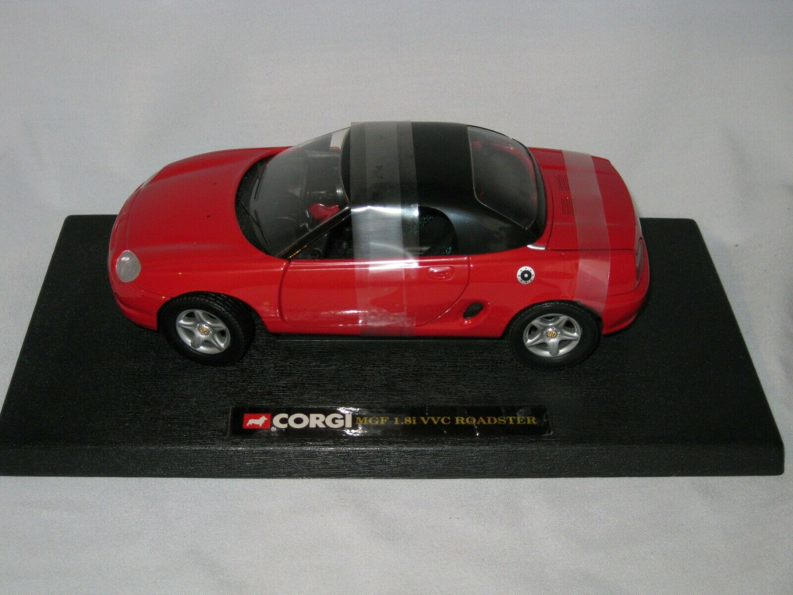 CORGI 95105 1 18 - MGF  1.8i VVC ROADSTER - EXCELLENT BOXED CONDITION