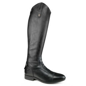 Brogini-Como-Long-Riding-Boots-Leather-amp-Synthetic-Leather-Competition-Tall-Boot