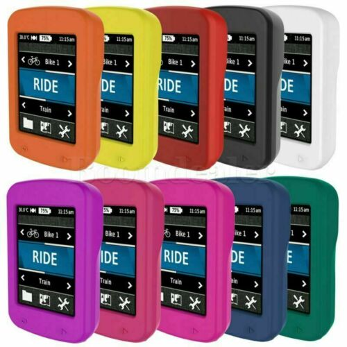 Cycling Silicone Rubber Protector Cover Case for Garmin Edge 820//Explore 820 HYA