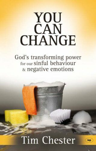 1 of 1 - You can change: God's Transforming Power for Our Sinful Behaviour and Negative,