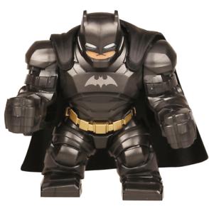 Batman mini figures black marvel comics Hero joker dc building like block