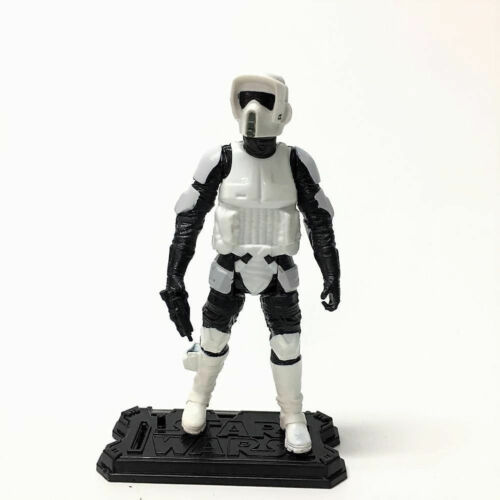 """Star Wars Epic Battle SCOUT TROOPER STORMTROOPER 3.75/"""" figure hasbro collect toy"""