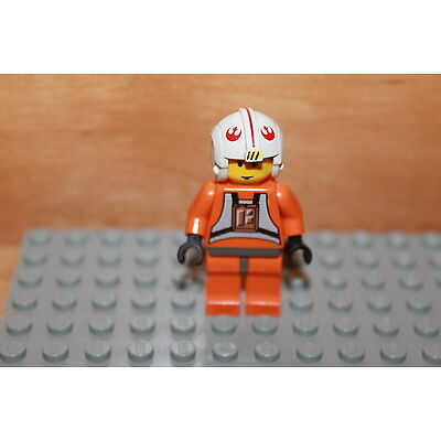 LEGO® Star Wars™ Figur Luke Skywalker Pilot sw295 aus 8129 9493 neuwertig