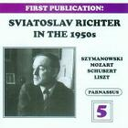 Richter in the 1950s-Vol.5 von Svjatoslav Richter (2012)