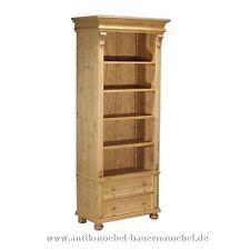 Bücherregal,Bibliothek,Bücherwand,Bücherschrank,Landhaus,Gründerzeit,Weichholz