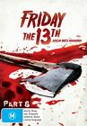 Friday The 13th - Jason Takes Manhattan (New Packaging) : Part 8 (DVD, 2009)