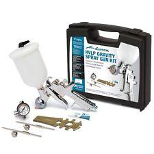 Anest Iwata Air Gunsa Auto Gravity Feed Az3 Hv2 Hvlp Paint Spray Gun Kit 9276