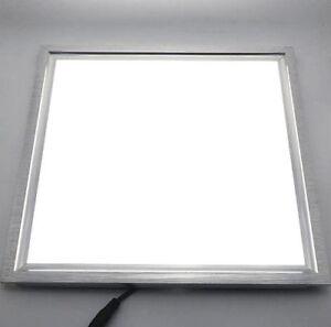 12W 300x300 Downlight LED Slim Ceiling Panel Light Recessed Down ...