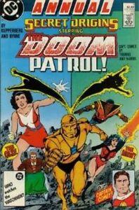 Secret-Origins-Anuario-1987-1989-1-FN-Fne-Plus-Dc-Comics-Original