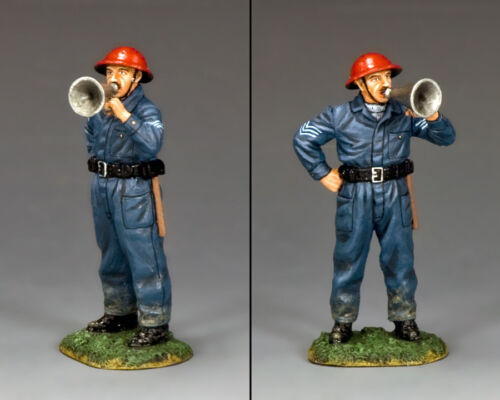 RAF068 Fire Sergeant by King /& Country