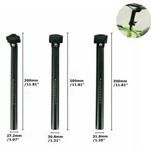 Alloy Seat Post Stem Seatpost MTB Road Mountain Bike Bicycle Cycling 27.2//30.8MM