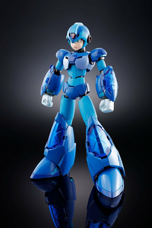 Bandai Chogokin Mega Man X Giga Armor japan version