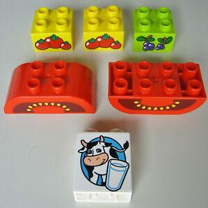Lego Duplo 10566 Creative Picnic - Picnic Creativo (2014) 100% Complete