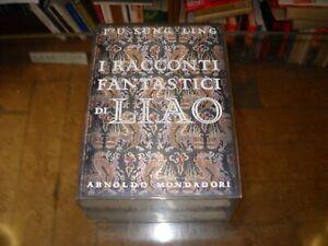 I-racconti-fantastici-di-Liao-P-039-U-Sung-Ling-Mondadori-1957-2-vol-cofanet
