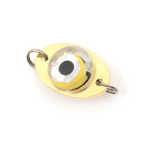 LED Mini Flash Fischköder Licht Lampe Deep Drop Unterwasser Augenform FiDBWYEDE