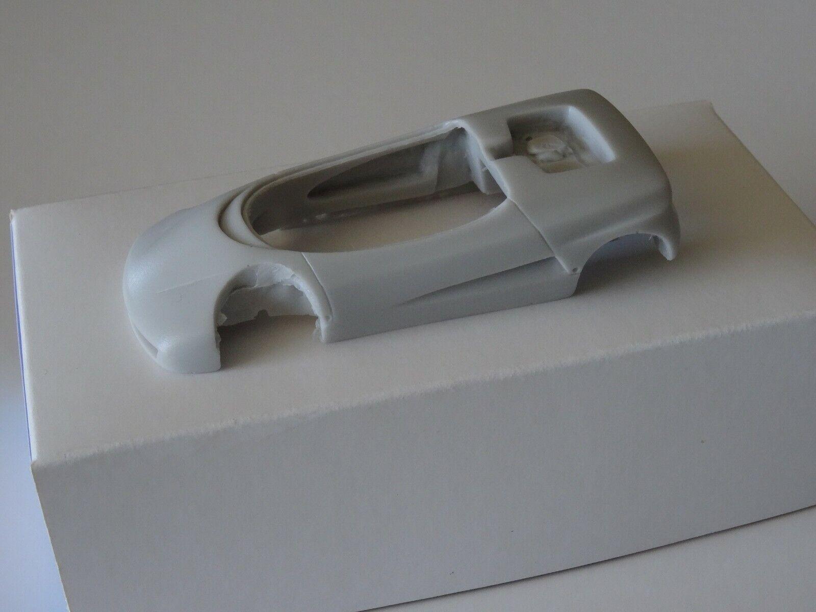 ALEZAN ModelllS . KIT 1 43 . MICHALAK . FERRARI V8 . CONCISO . 1994 .