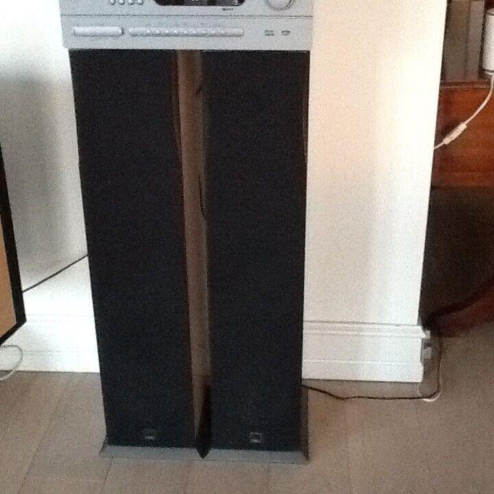 Stereoanlæg , Nad, AV Surround Sound Receiver T 744