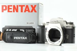 Almost-UNUSED-in-Box-Pentax-MZ-3-35mm-SLR-Film-Camera-w-Strap-from-JAPAN-1238