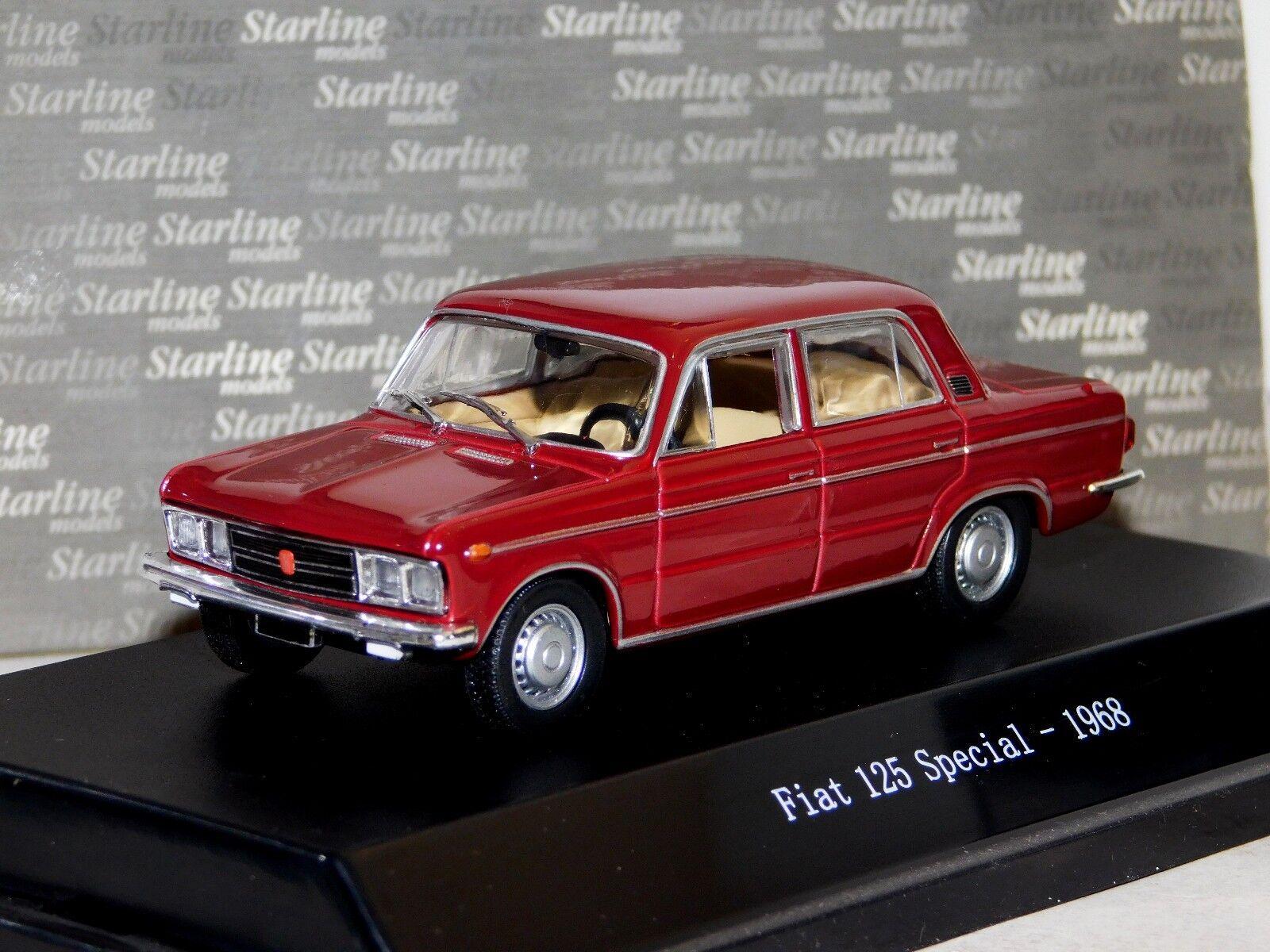 FIAT 125 SPECIAL 1968 STARLINE 1 43