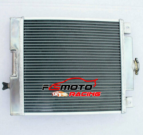 aLUMINUM Radiator For 1989-1994 Suzuki Swift Geo Metro 1.0L 1.3L 1.6L Manual