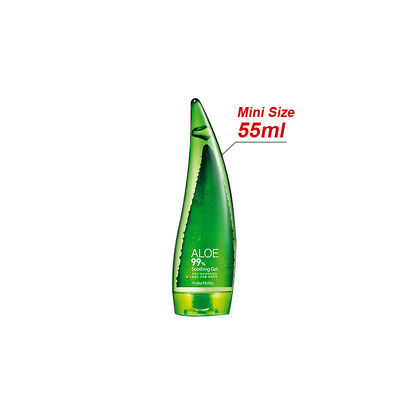HOLIKA HOLIKA / Aloe 99% Soothing Gel 55ml / Free Gift / Korean Cosmetics