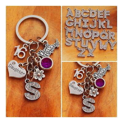 Handmade personalised  MUM DAUGHTER NAN SISTER AUNT birthday 30th 40th 50th GIFT