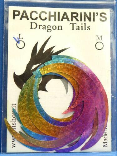 Paolo Pacchiarini´s Dragon Tails LARGE HOLO RAINBOW Dragon Tails Holo Rainbow