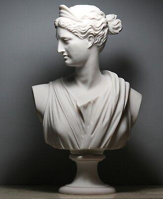 BeautifulGreekStatues Satiro Pan Panas Statua Greca Romana Fatta a Mano in Alabastro Oro Figura Maschile 12cm